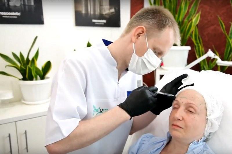 Ботулинотерапия в Киеве, инъекции ботокса - студия Пастура 5