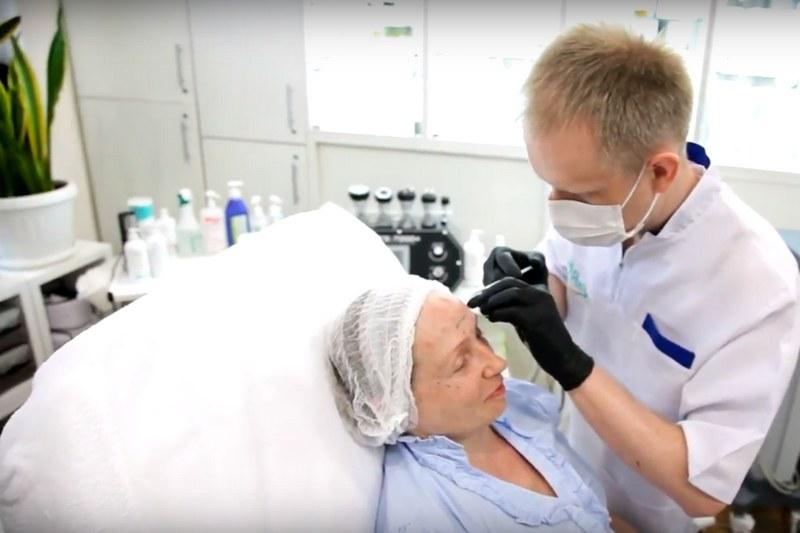 Ботулинотерапия в Киеве, инъекции ботокса - студия Пастура 2